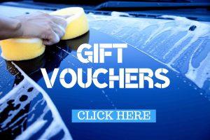 Car Detailing Gift Vouchers