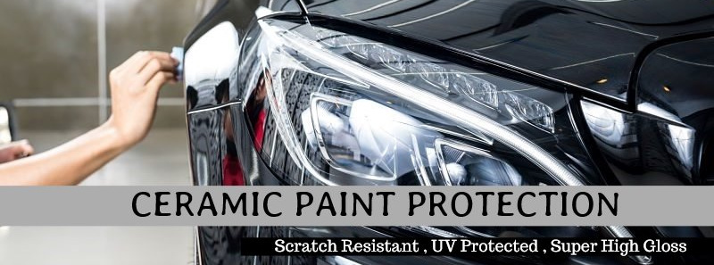 Ceramic paint protection hope island